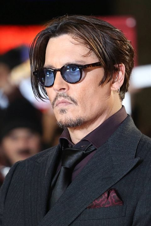 Charlie Mortdecai : Photo promotionnelle Johnny Depp