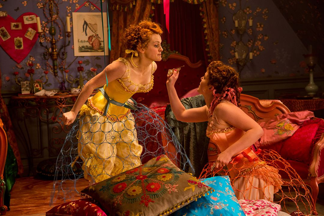 Cendrillon : Photo Holliday Grainger, Sophie McShera