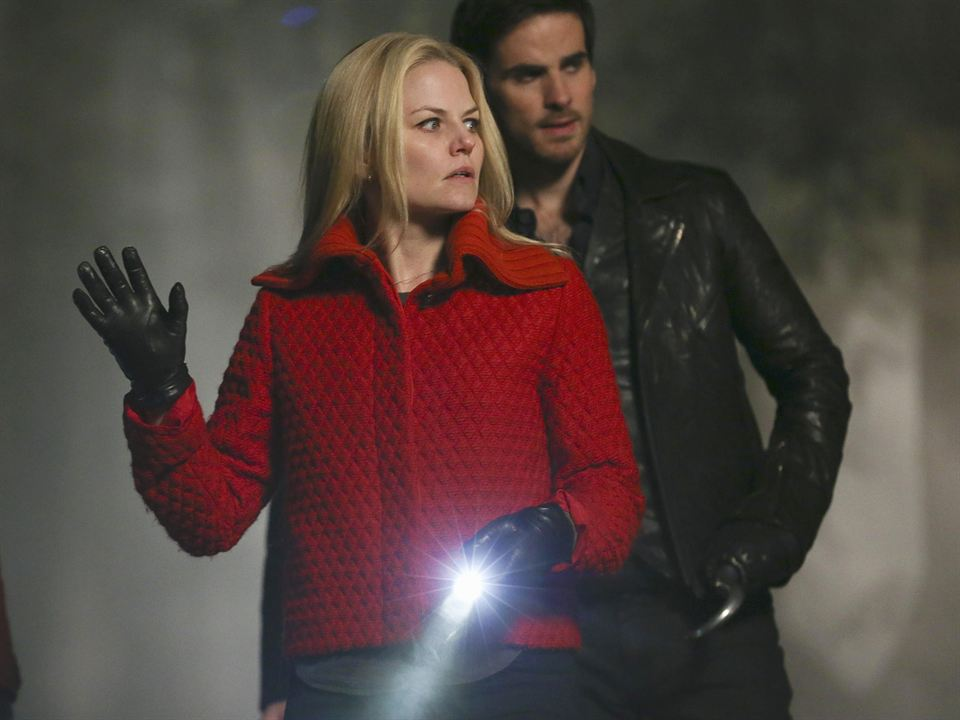 Photo Colin O'Donoghue, Jennifer Morrison
