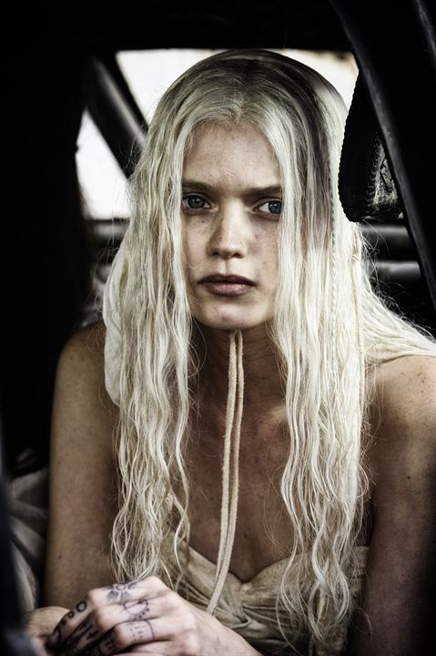 Mad Max: Fury Road : Photo Abbey Lee