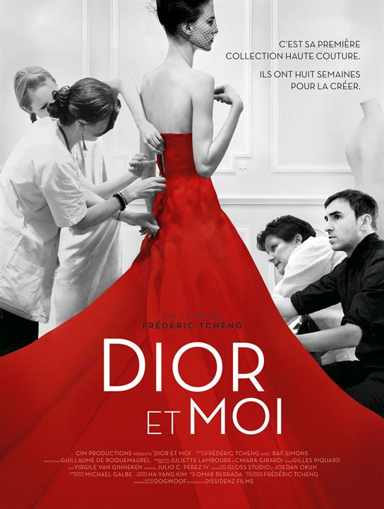 Dior et moi : Affiche