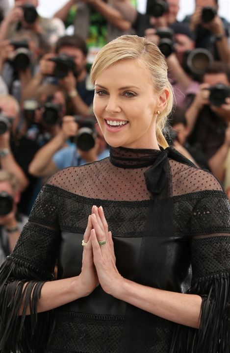 Mad Max: Fury Road : Photo promotionnelle Charlize Theron