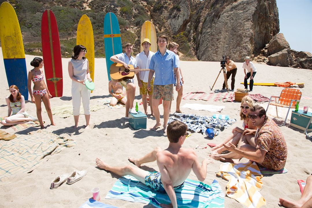 Love & Mercy, la véritable histoire de Brian Wilson des Beach Boys : Photo Paul Dano