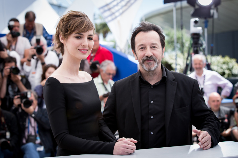 Je suis un soldat : Photo promotionnelle Jean-Hugues Anglade, Louise Bourgoin