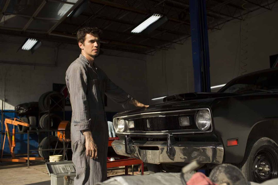 American Heist : Photo Hayden Christensen