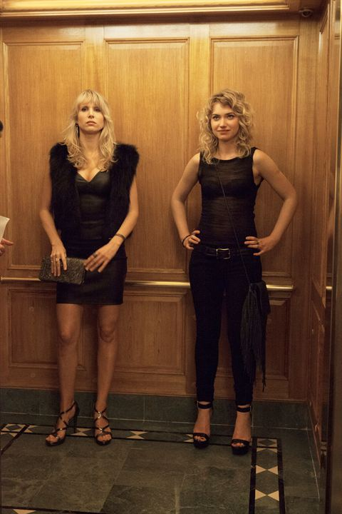 Photo Imogen Poots, Lucy Punch