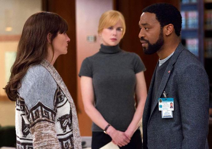 Aux yeux de tous : Photo Chiwetel Ejiofor, Julia Roberts, Nicole Kidman