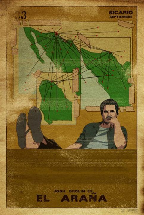 Sicario : Affiche