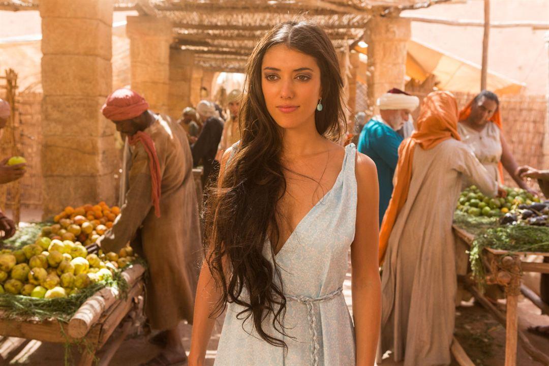 Les Nouvelles aventures d'Aladin : Photo Vanessa Guide