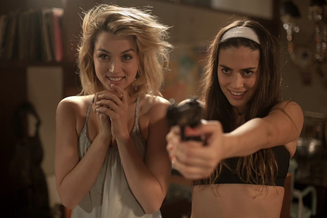 Knock Knock : Photo Ana de Armas, Lorenza Izzo