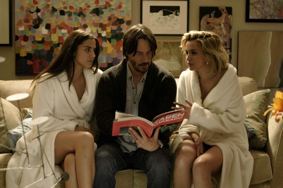 Knock Knock : Photo Ana de Armas, Keanu Reeves, Lorenza Izzo
