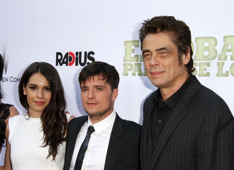 Paradise Lost : Photo promotionnelle Benicio Del Toro, Claudia Traisac, Josh Hutcherson