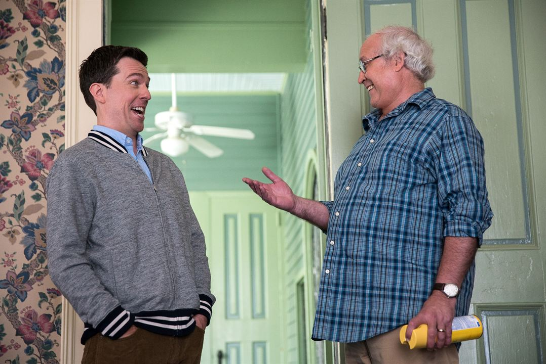 Vive les vacances : Photo Chevy Chase, Ed Helms