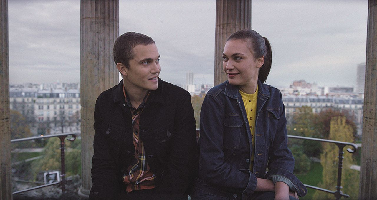 Love : Photo Aomi Muyock, Karl Glusman