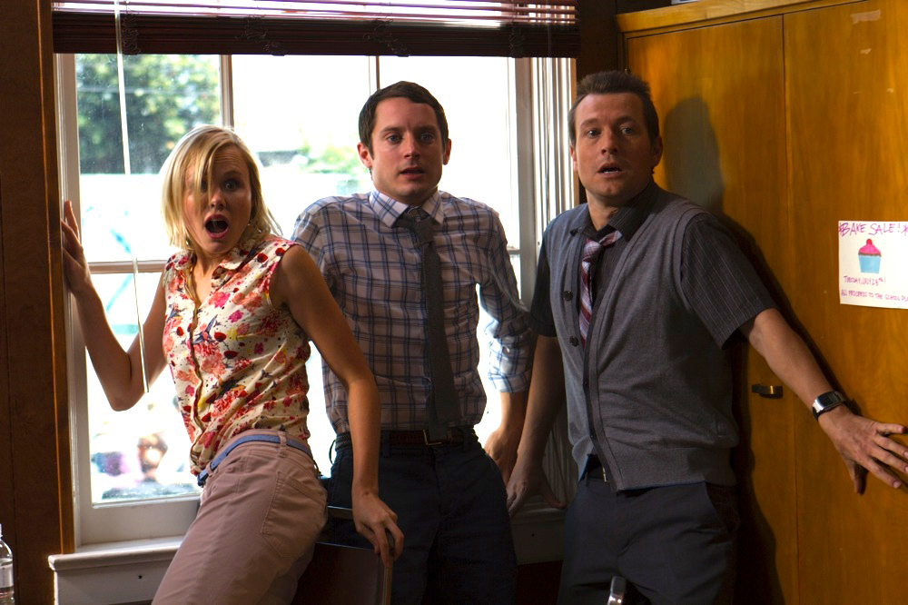 Cooties : Photo Alison Pill, Elijah Wood, Leigh Whannell