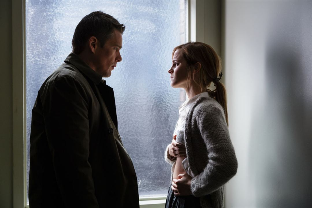 Regression : Photo Emma Watson, Ethan Hawke