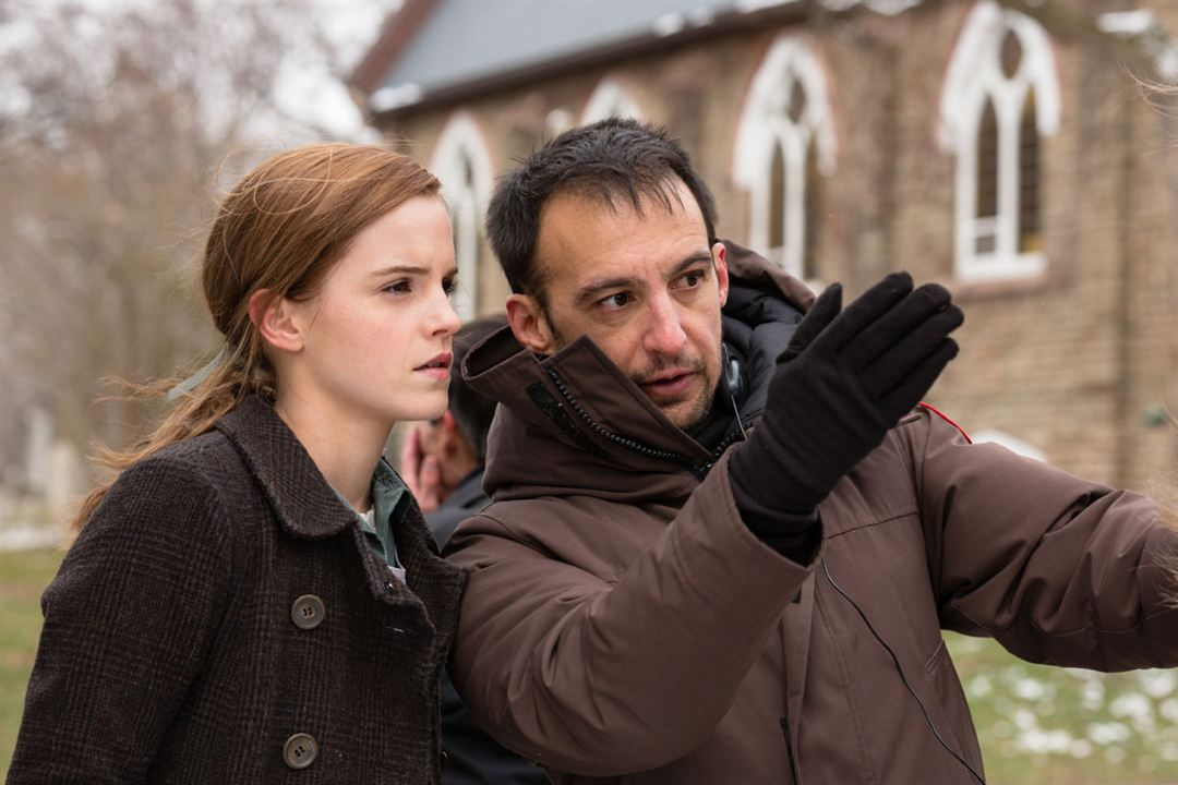 Regression : Photo Alejandro Amenábar, Emma Watson