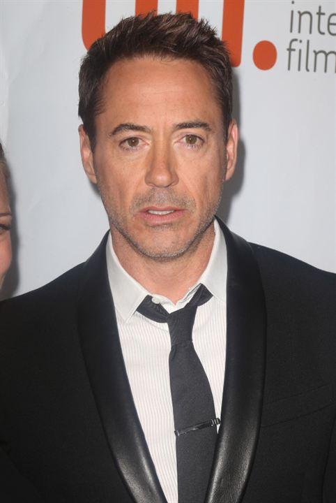 Photo promotionnelle Robert Downey Jr.