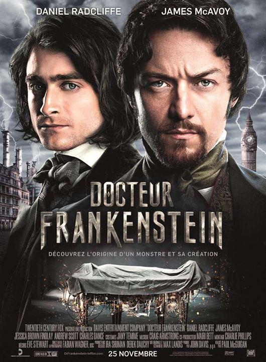 Docteur Frankenstein : Affiche