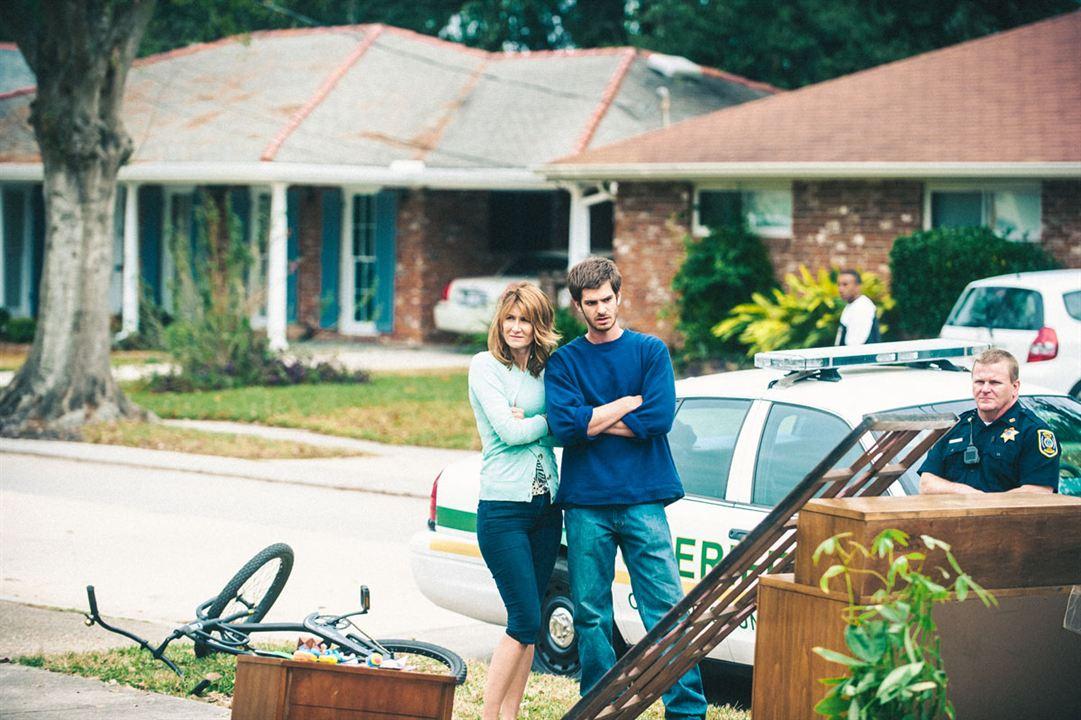 99 Homes : Photo Andrew Garfield, Laura Dern