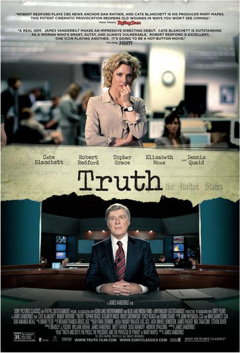 Truth : Le Prix de la Vérité : Affiche