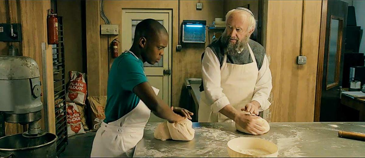 Dough : Photo Ian Hart, Jonathan Pryce