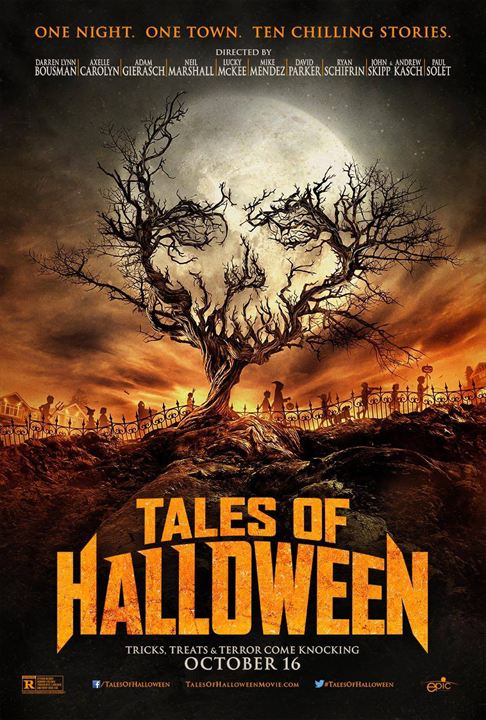 Tales Of Halloween : Affiche