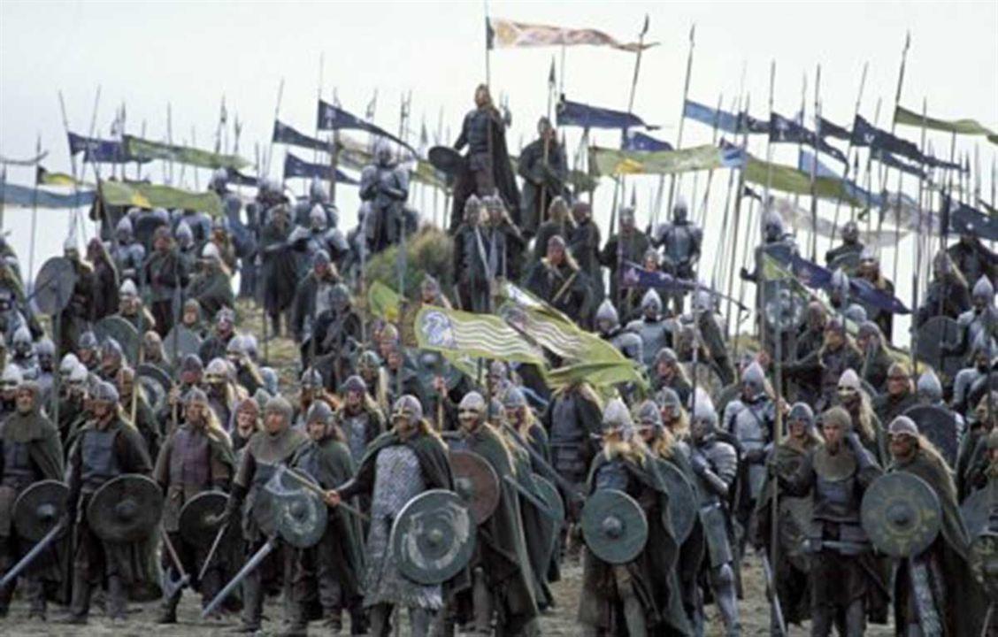 Le Seigneur des anneaux : le retour du roi : Photo