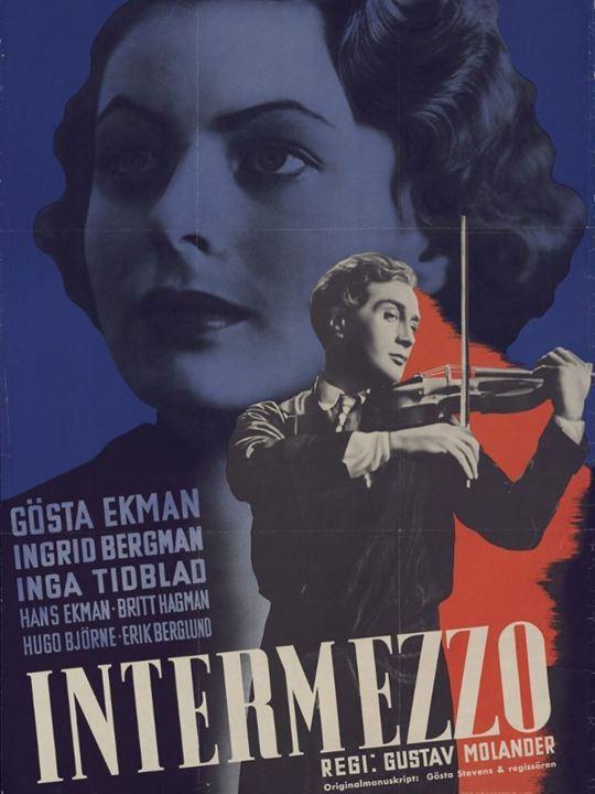 Intermezzo : Affiche
