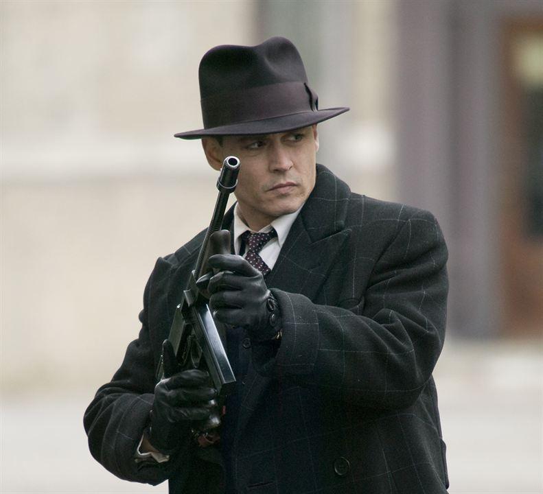 Public Enemies : Photo Johnny Depp