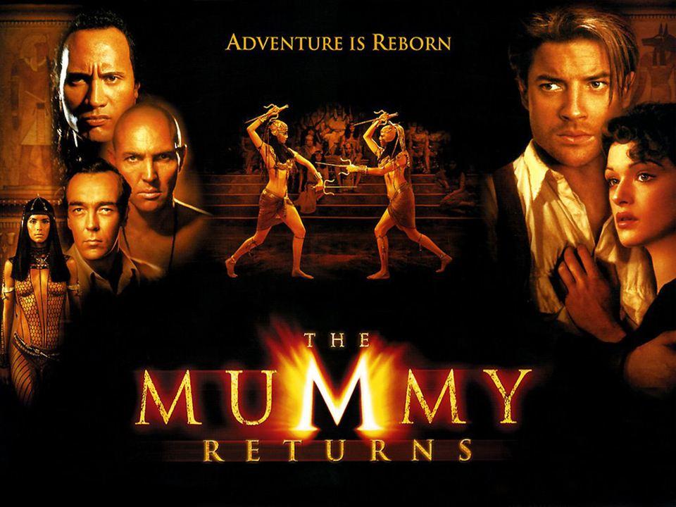 Le Retour de la Momie : Photo Brendan Fraser, Freddie Boath, John Hannah, Rachel Weisz