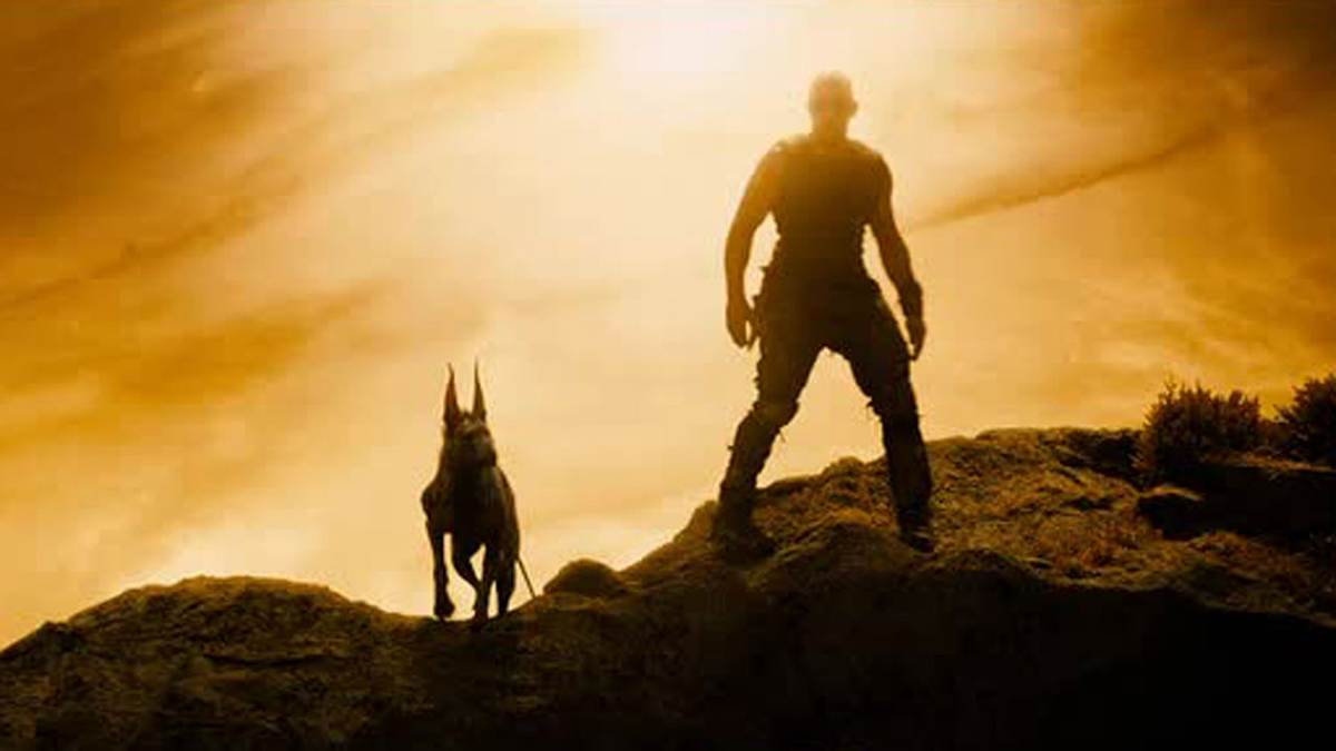 Riddick : Photo Vin Diesel