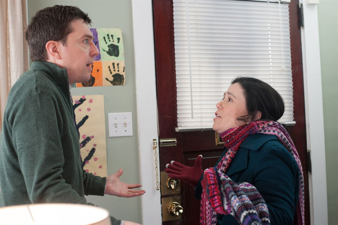 Photo Alex Borstein, Ed Helms