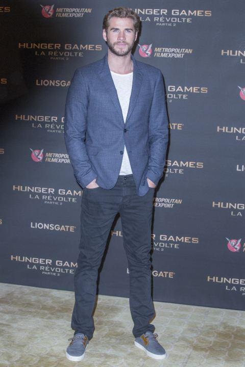 Hunger Games - La Révolte : Partie 2 : Photo promotionnelle Liam Hemsworth