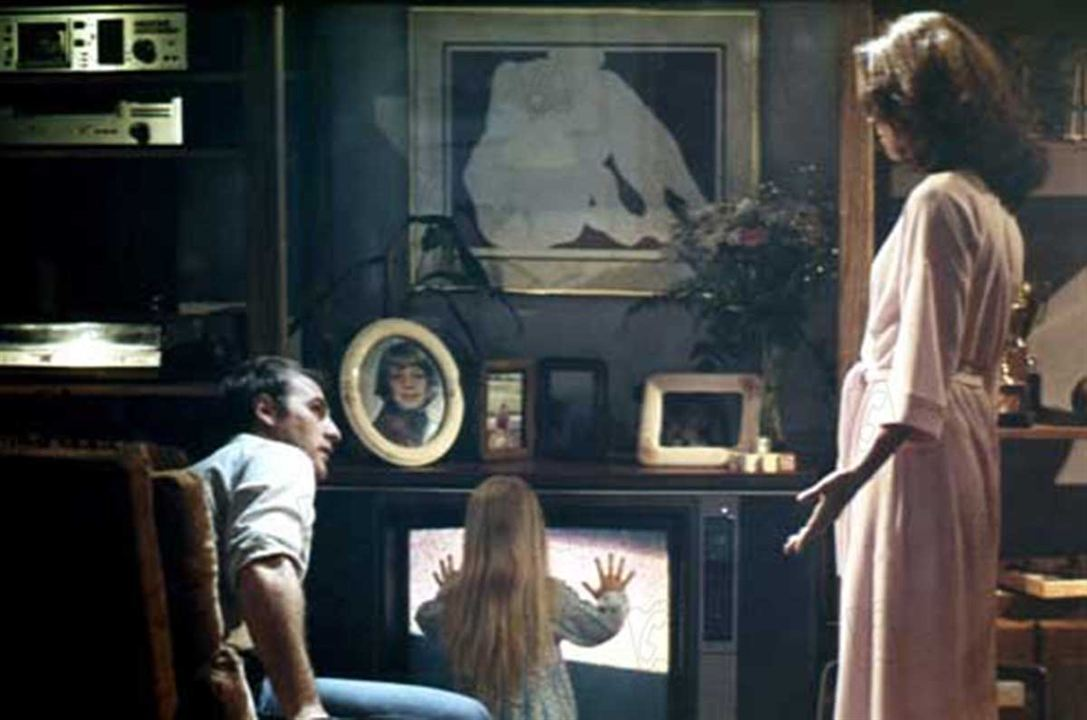Poltergeist : Photo Craig T. Nelson, Heather O'Rourke, JoBeth Williams