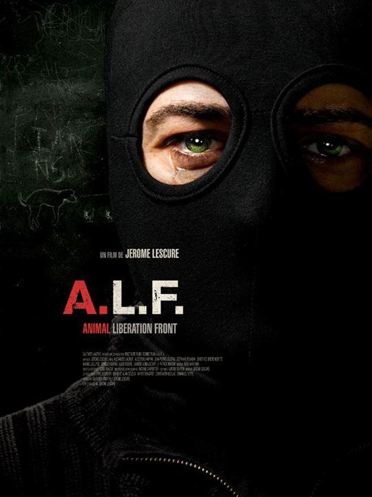 A.L.F. : Affiche