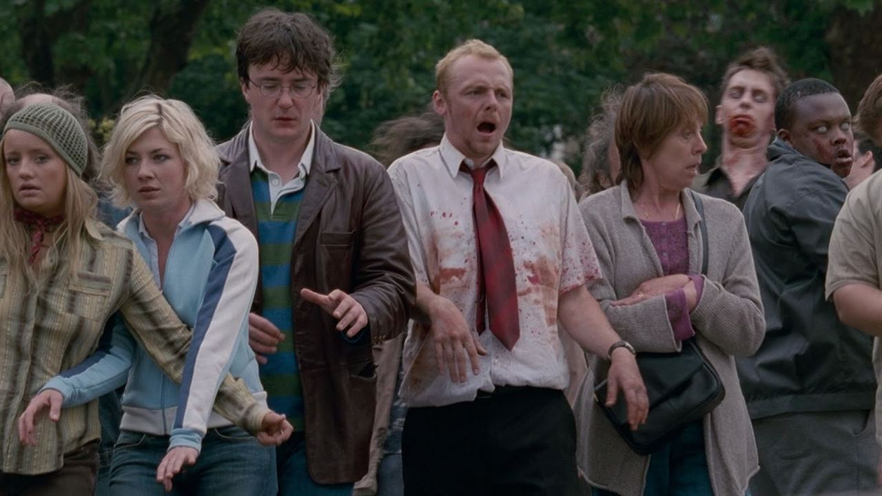 Shaun of the Dead : Photo Edgar Wright