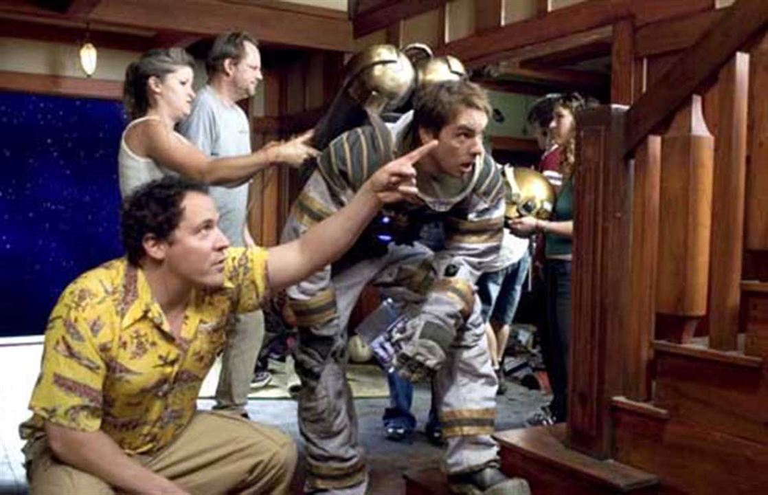 Zathura : une aventure spatiale : Photo Dax Shepard, Jon Favreau