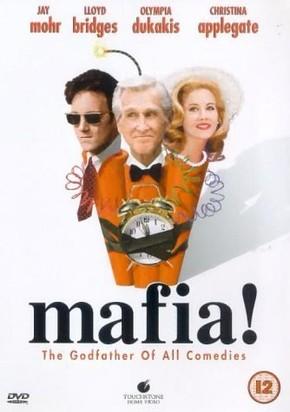 Jane Austen's Mafia : Affiche