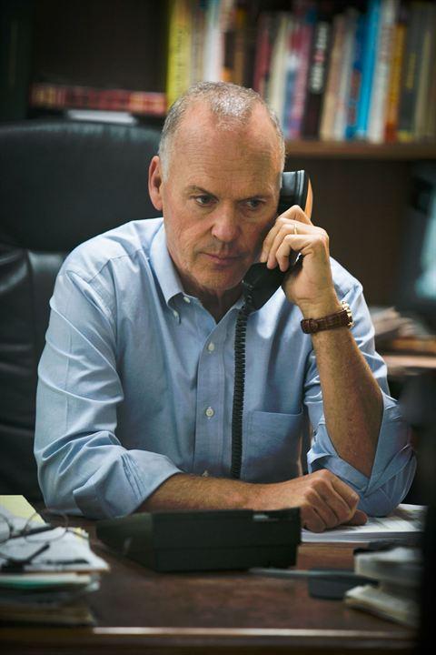 Spotlight : Photo Michael Keaton