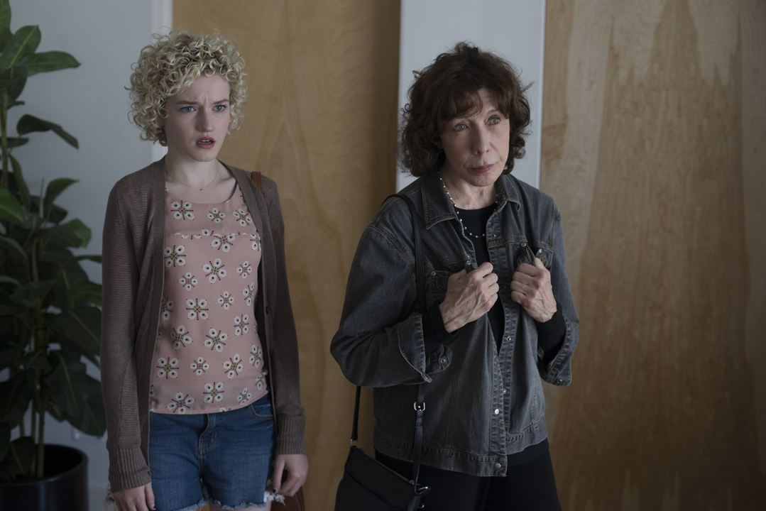 Grandma : Photo Julia Garner, Lily Tomlin
