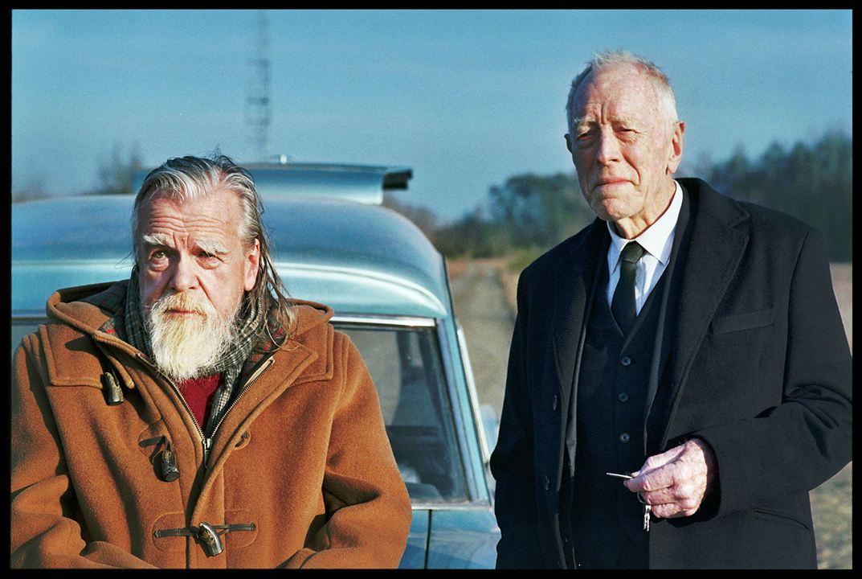 Les Premiers, les Derniers : Photo Max von Sydow, Michael Lonsdale