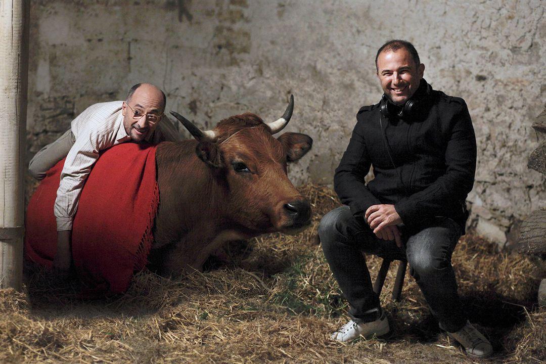 La vache : Photo Fatsah Bouyahmed, Mohamed Hamidi