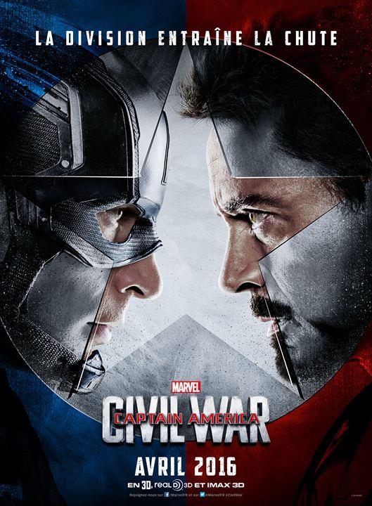 """Résultat de recherche d'images pour """"allociné captain america civil war"""""""