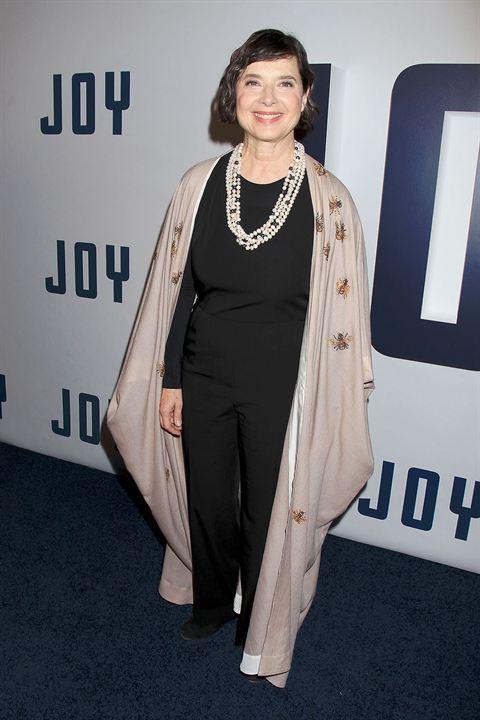 Joy : Photo promotionnelle Isabella Rossellini