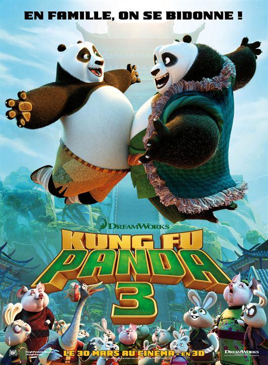 Kung Fu Panda 3 VOSTFR