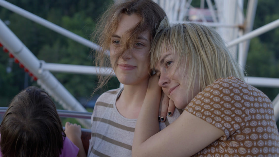 Lovesong : Photo Jena Malone, Riley Keough