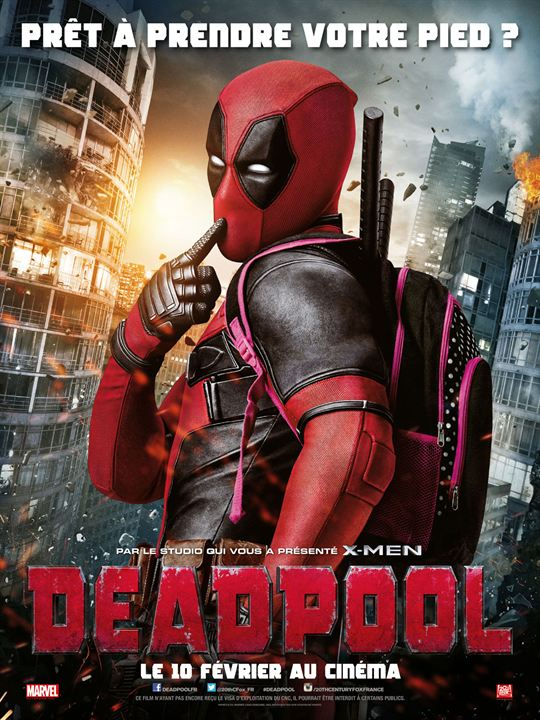 DEADPOOL -VF-