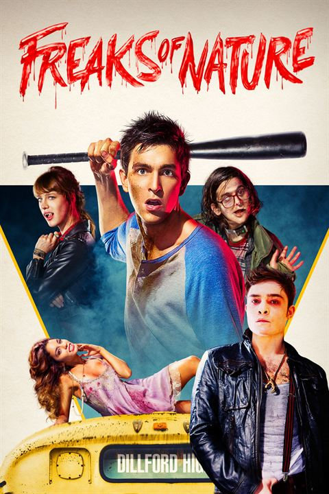 Freaks Of Nature : Affiche