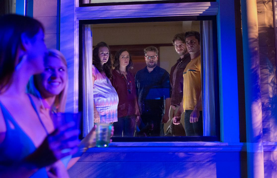 Nos pires voisins 2 : Photo Carla Gallo, Rose Byrne, Seth Rogen, Zac Efron
